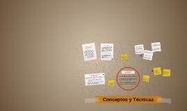 Conceptos y Técnicas
