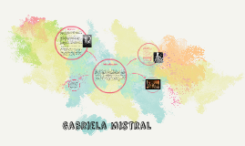 Gabriela mistral