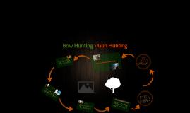 Bow Hunting > Gun Hunting
