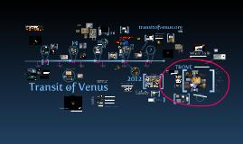 Transit of Venus Image Blast