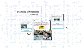 Positives of Uniforms