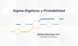Sigma-Álgebras y Probabilidad
