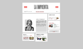 Copy of LA IMPRENTA