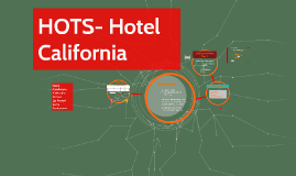 HOTS- Hotel California
