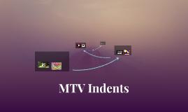MTV Indents