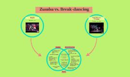 The Tango vs. Breakdancing