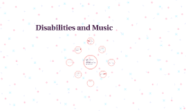 Disabilities and Music