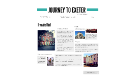 JOURNEY TO EXETER