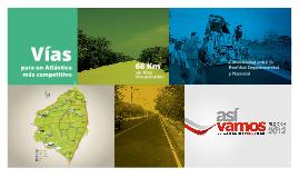 Rendición de Cuentas Gobernación Atlántico 2012 - Vias