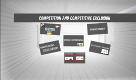 competition and competitive exclusion