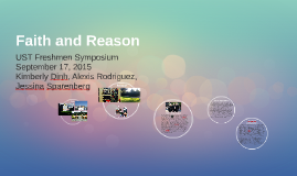 Copy of Faith and Reason