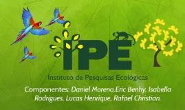 Componentes: Daniel Moreno,Eric Benhy, Isabella Rodrigues, L