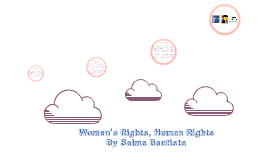 Women's Rights, Human Rights