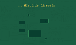 Chapter 35: Electric Circuits