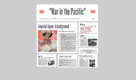 """War in the Pacific"""