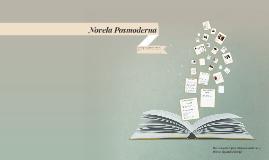 Novela Posmoderna