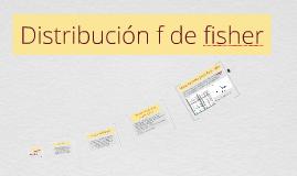 Distribución de Fisher