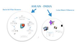ASEAN - India