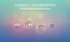 Copy of Unidad 1 - Fundamentos Macroeconomicos