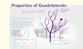 Mathematics: Properties of Quadrilaterals
