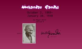 Copy of Gandhi Powerpoint