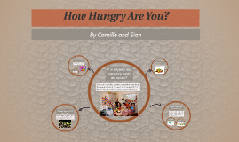 Copy of How Hungry Are You?