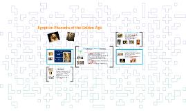 Egyptian Pharaohs of the Golden Age