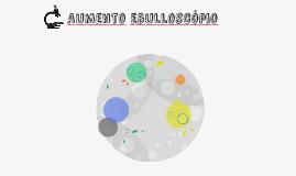 Aumento Ebulloscópio