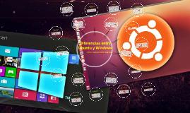 Diferencias entre Ubuntu y Windows