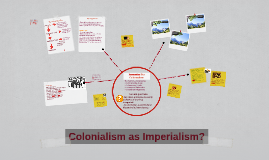 Colonialism as Imperialism?