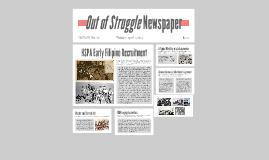 Out of Struggle Newspapaer