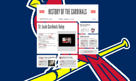 History of the Cardinals
