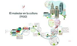 El malestar en la cultura (1930)