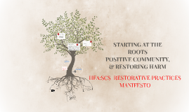 Copy of STARTING AT THE ROOTS
