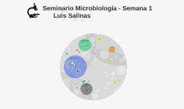 Seminario Microbiología - Semana 1