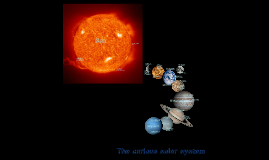 Dela's sciency solar system