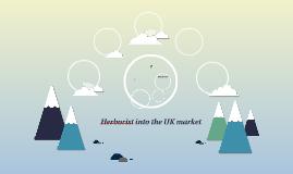 Herborist into the UK market