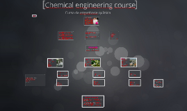 Copy of Chemical engineering course
