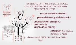 Copy of LUCRARE METODICO-ŞTIINŢIFICĂ