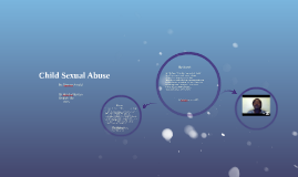 Copy of CHILD SEXUAL ABUSE