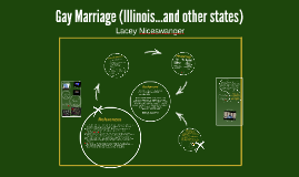 Gay Marriage (Illinois...and other states)
