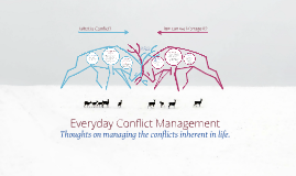 Everyday Conflict Mgmt