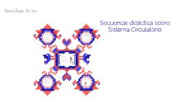 Secuencia didáctica sobre sistema circulatorio