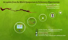 201502 Kolkata: 2013 World Symposium in PH Update