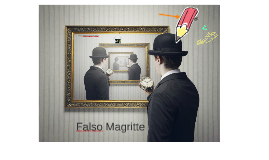 Falso Magritte