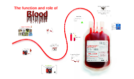 The Role of Blood