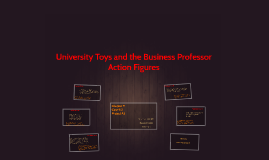Copy of University Toys and the Business Professor Action Figures