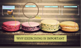 WHY EXERCISING IS IMPORTANT