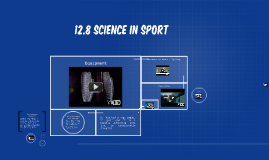 11.8 Science in sport