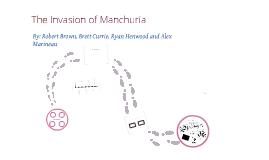 Copy of Manchurian Crisis